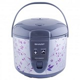 SHARP Rice Cooker [KS-R18MS - GY] - Rice Cooker